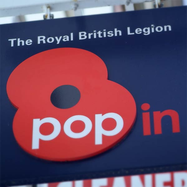 The Royal British Legion Pop In Centre, Colchester